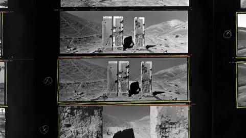 Koudelka Shooting Holy Land