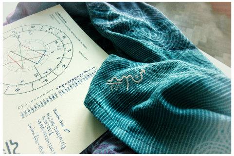Vatanai - rodový šátek